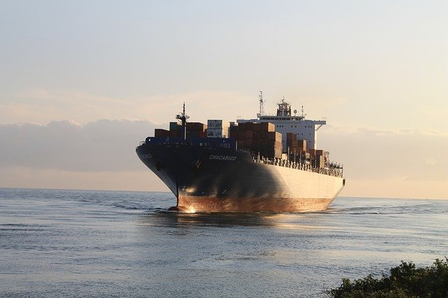 What are the main advantages of sea freight?