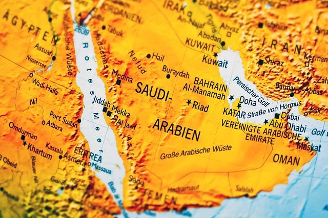 Shipping heavy equipment from Saudi Arabia to USA