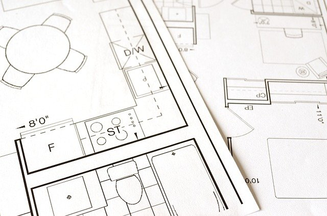 Make a floor plan before moving in with these 4 simple steps